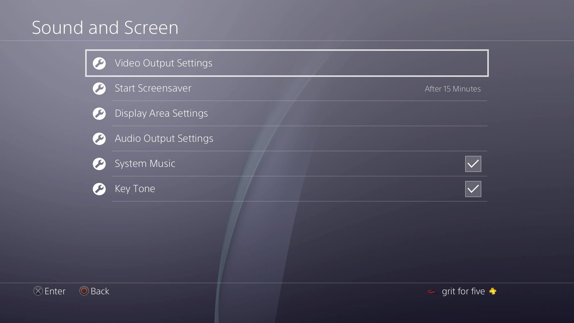 how to add a screensaver on ps4